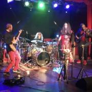 NANOBEAT Band live